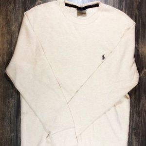 Excellent Condition Polo Ralph Lauren Waffle Knit